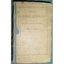Libre Petite Histoire Generale Victor Duruy Hachette Paris