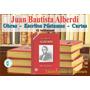 Juan Bautista Alberdi - Obras Completas - Editorial Docencia