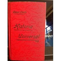 Cesar Cantú - Historia Universal - Tomo 30 - Ed Gasso Y2