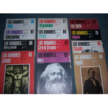 Los Hombres De La Historia - Fasciculos - Ceal