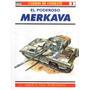 El Poderoso Merkava - Coleccion Carros De Combate Nuevo
