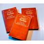Estudio De La Historia, Arnold Toynbee, 3 Tomos