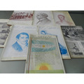 Antigua Revista Tiro Y Gimnasia Lote De 8 Revistas-año 1938