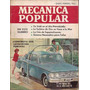Mecanica Popular-enero -febrero 1962/ford Fairlane/ Vw 1500