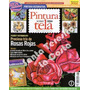 Revista Pintura Sobre Tela - Lote X 9 - Bien Venidas