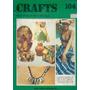 Craft Fasciculo 104 Enciclopeda De Artes Creativas Año 1978
