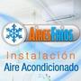 Instalacion Aire Acondicionado Split Matriculado (cacaav)