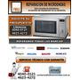 Reparacion De Microondas-hornos Y Anafes Electricos