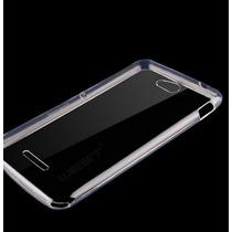 Funda Tpu Transparente Ultra Slim + Film Sony Xperia E4g