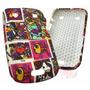 Funda Diseño Blackberry 9900/9930 Envio Gratis Cap