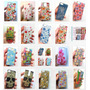 Funda Flores Iphone 6,5,4 Ipod Back Zl Z3 Moto G2 X2 A5 A3 M