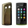 Funda De Silicona Gel Tpu Para Nokia 500 Fate 500- Nnv