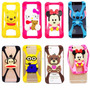 Funda Silicona Stitch Minion Philips S388 W3620 W3500 S309 +
