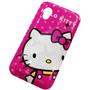 Funda Tapa Acrilico Hello Kitty Samsung S5830 Ace Kmod16