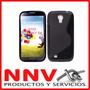 Funda Silicona Tpu + Film Protector Samsung Galaxy S4 I9500