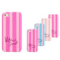 Funda Victoria Secret Pink Rayada Diseños Xperia Z1