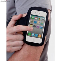 Brazalete P Smartphone Ciclismo Rollers Reflectante Base $ 1