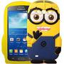 Funda Silicona Minion 3d Samsung Galaxy Grand Neo I9060