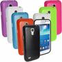 Funda De Silicona Para Celular Samsung Galaxy S4 Mini I9190