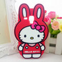 Funda 3d Hello Kitty Rabbit Para Galaxy S3 Mini + Film !