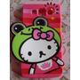 Funda De Silicona Hello Kitty Frog Para Samsung A3