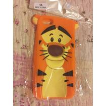 Funda Tiger Iphone 5/5s Nueva Traída De Estados Unidos