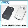 Funda Tpu Para Blackberry 9700 / 9780 Varios Modelos