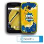 Funda Oficial Boca Juniors Motorola Moto E