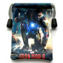 Funditas Para Celular De Marvel Iron Man 3 Pelicula Tony Sta
