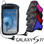 Brazalete Funda Samsung Galaxy S4 I9500 Correr Deportivo