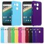 Funda Huawei Lg Nexus 5x C/sensor Colores Envios Anti Huella