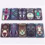 Funda Plastica Animales Arte Iphone 4s 5 6 6 Plus + Film