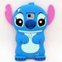 Funda Silicona 3d Stitch Samsung Galaxy S4 S5 Fact. A Y B