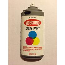 Case Funda Iphone 6 Moschino Spray Aerosol