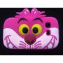 Funda Silicona 3d Gato Alicia Cheshire Cat Samsung Pocket