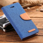 Estuche Tarjetero Flip Cover Leather Dallas Nokia Lumia 535
