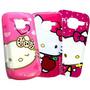 Funda Tapa Acrilica Nokia C3 Hello Kitty Varios Diseños