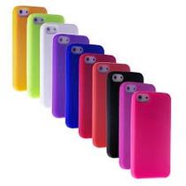 Funda Silicona Tpu Iphone Iphone 5 - Oferta