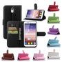 Funda Flip Cover Wallet Tarjetero Para Huawei Y625