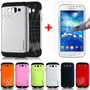 Funda Spigen Slim Armor Samsung Pocket Trend Lite + Templado