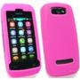 Funda Silicona Nokia Asha 305 306 Envio Gratis Cap