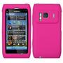 Funda Silicona Nokia N8 Protector De Goma Envio Promo Cap