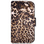 Agenda Estuche Funda Leopardo Animal Print Nokia Lumia 530