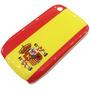 Funda Acrilica Blackberry 9300 8520 Mod Bandera España