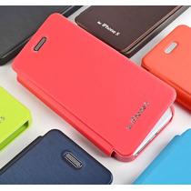 Funda Original Tecno Flip De Mercury Iphone 4s 5 Samsung S4