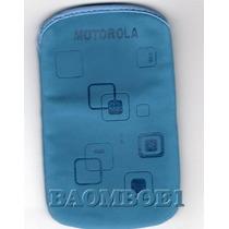 Funda Estuche Motorola A1200 A3100 A45 Cubo Murano Eco Atrix