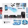Home Theater Smart Network 3d Blu-ray - Panasonic Sc-btt405