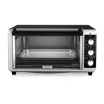 Horno Electrico Black & Decker To3251xsb-ar 30 Litros 2000w