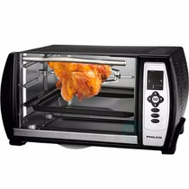 Horno Electrico Philco He-ph50 50lts Digital Lcd Outlet