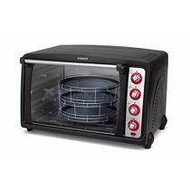 Horno Electrico Ranser - 85 Litros - 3200 Watts - Pizzero